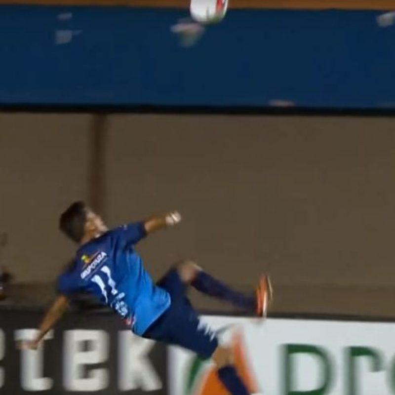 Wendell Lira (Brasil) Foto:FIFA TV