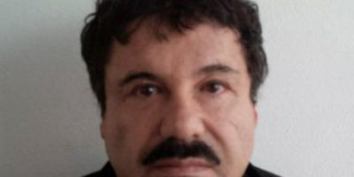 Al narcotraficante lo atraparon en una alcantarilla. Foto:vía AFP