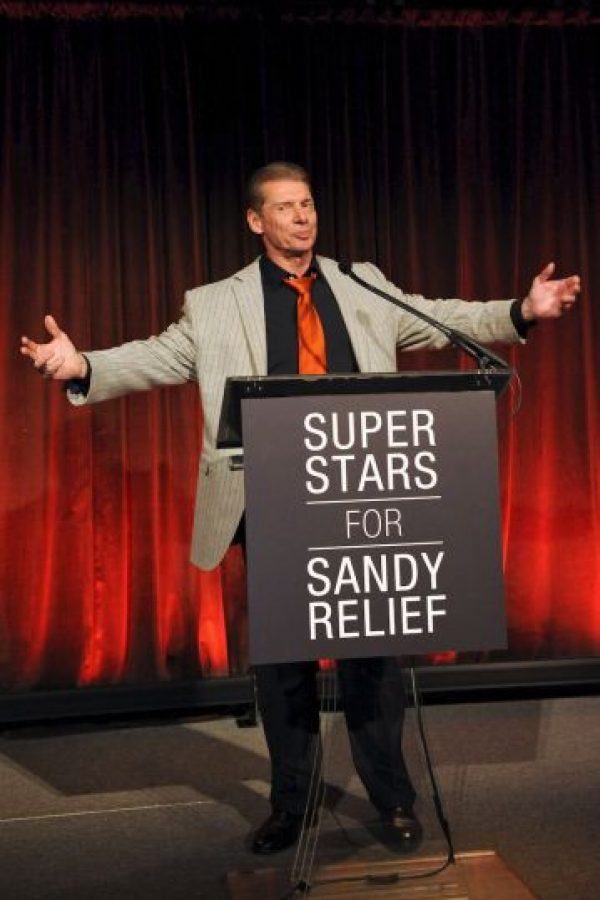 Desde entonces, la WWE fue ganando popularidad a pesar de diversos momentos de crisis. Foto:Getty Images
