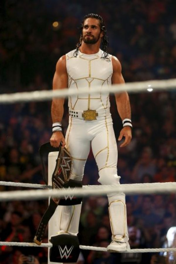 10. Seth Rollins Foto: Getty Images