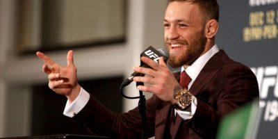 """En 2014 fue nombrado el """"Pelador Internacional del Año"""" en los World MMA Awards. Foto:Getty Images"""