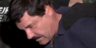 """Se enviaron varios mensajes de Blackberry. """"El Chapo"""" envió un video a los dos actores. Foto:vía Twitter"""