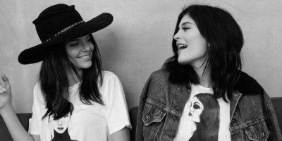 Kendall y ella lanzaron Kylie + Kendall, su línea de ropa. Foto:vía Instagram