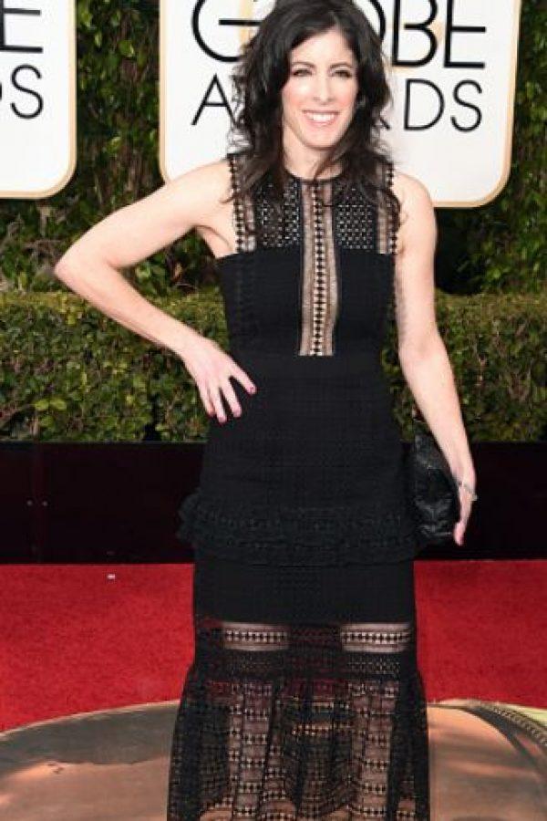 Maril Watkins tratando de imitar pobremente a Helena Bonham- Carter. Foto:vía Getty Images