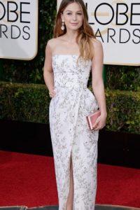 Melissa Benoist , romántica, sencilla y mesurada. Foto:vía Getty Images