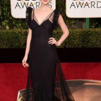 """Caitriona Balfe, este vestido ya lo usó Charlotte de """"Sex and the City"""" en la boda de Carrie. Foto:vía Getty Images"""