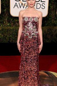 Kate Bosworth sabe cómo brillar. Foto:vía Getty Images