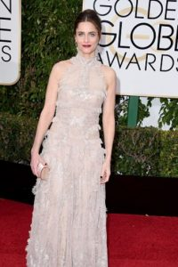 Amanda Peet, fantasmal. Foto:vía Getty Images