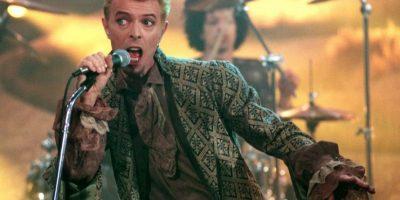 Así recordaron las celebridades a David Bowie Foto:AFP
