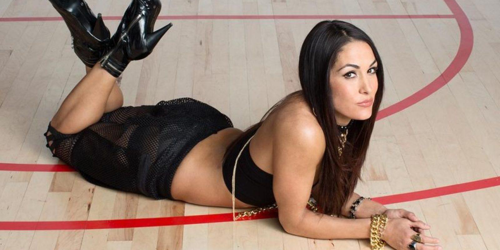 3. Brie Bella Foto:WWE