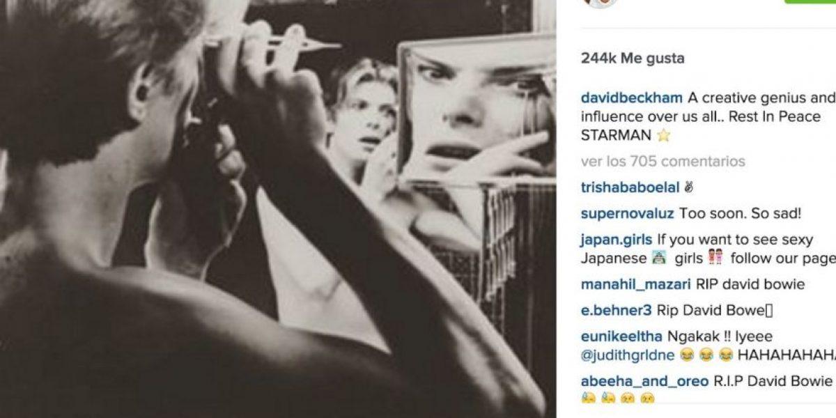 Un luto enorme: Así reaccionó el mundo ante la muerte de David Bowie
