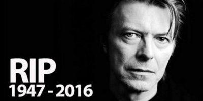 David Bowie falleció a los 69 años de edad. Foto:vía Instagram.com
