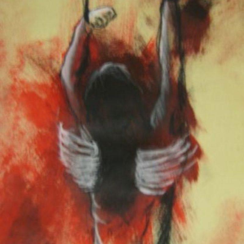1- Águila de Sangre. Un método de tortura y asesinato usado por los vikingos. Se le registra en las leyendas nórdicas. Foto:vía Tumblr.com