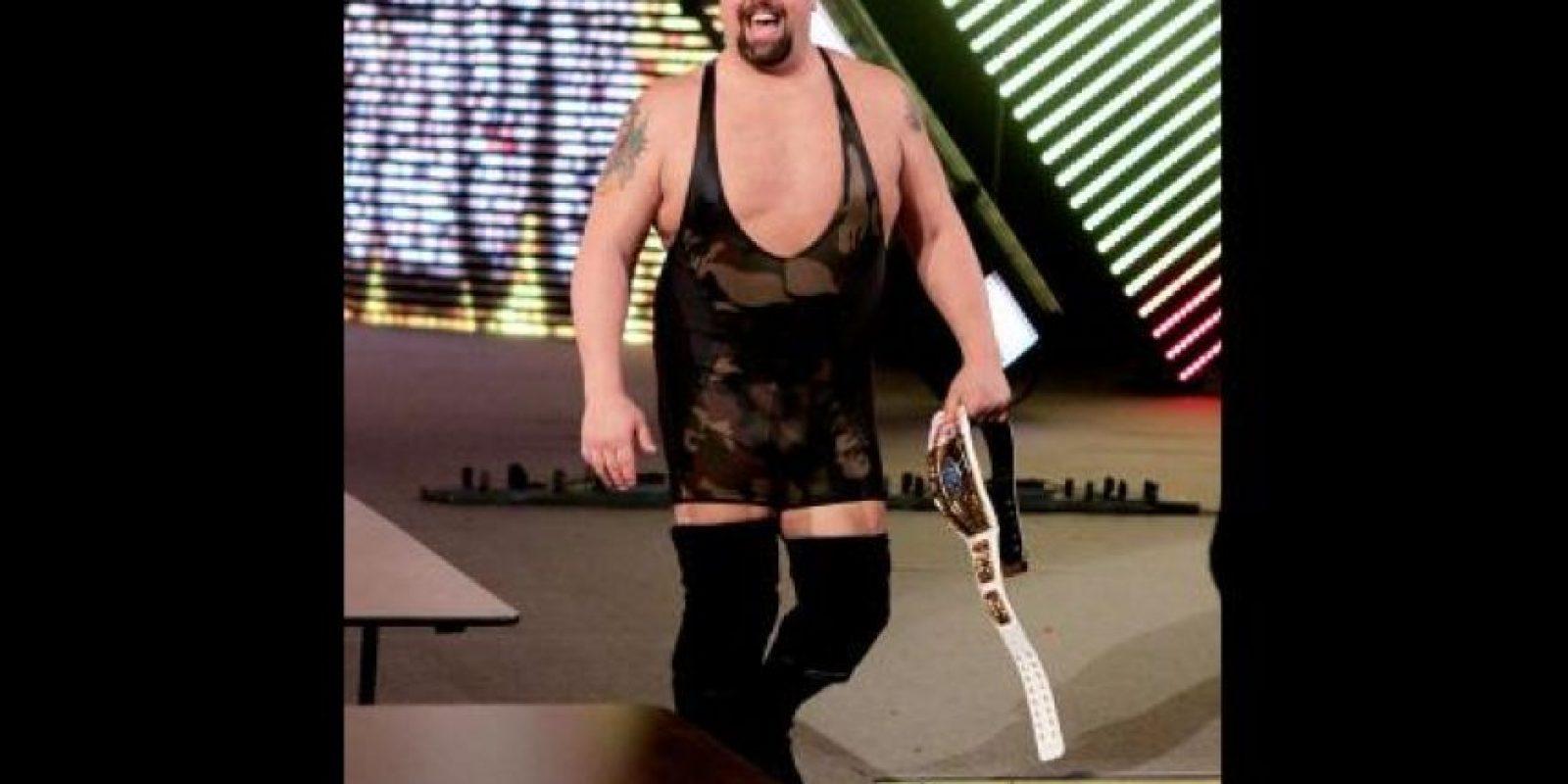 9. Big Show Foto:WWE