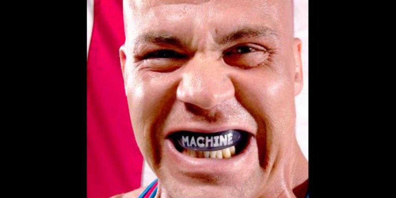 3. Kurt Angle Foto:WWE