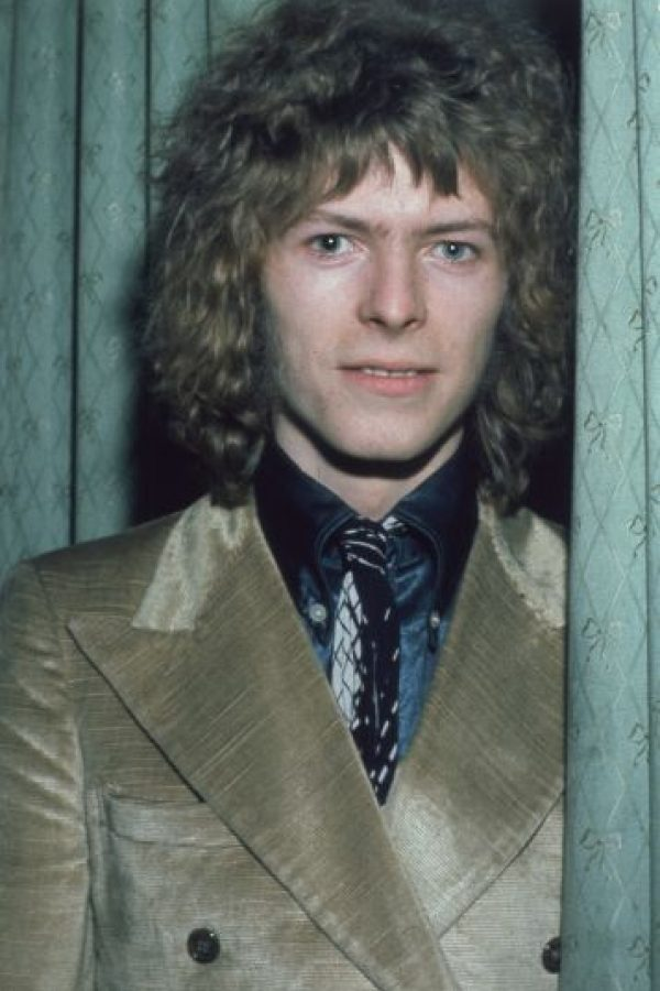 "2. ""Ziggy Stardust"" se desprende de su álbum ""The Rise And Fall of Ziggy Stardust"", su disco más popular Foto:Getty Images"