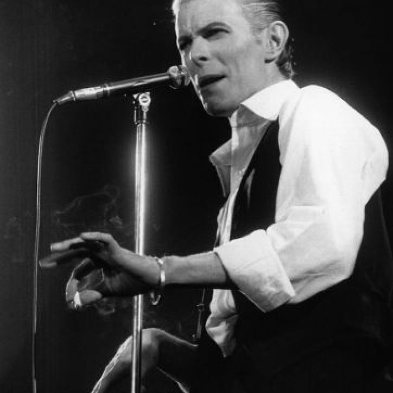 """6. """"Ashes to ashes"""" Bowie ha hecho también cine, y ha tenido una relación muy estrecha con el séptimo arte. Ha dirigido videoclips como el de esta canción en colaboración con David Mallet. Foto:Getty Images"""