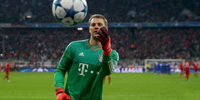 Manuel Neuer (Alemania, Bayern Múnich) Foto:Getty images