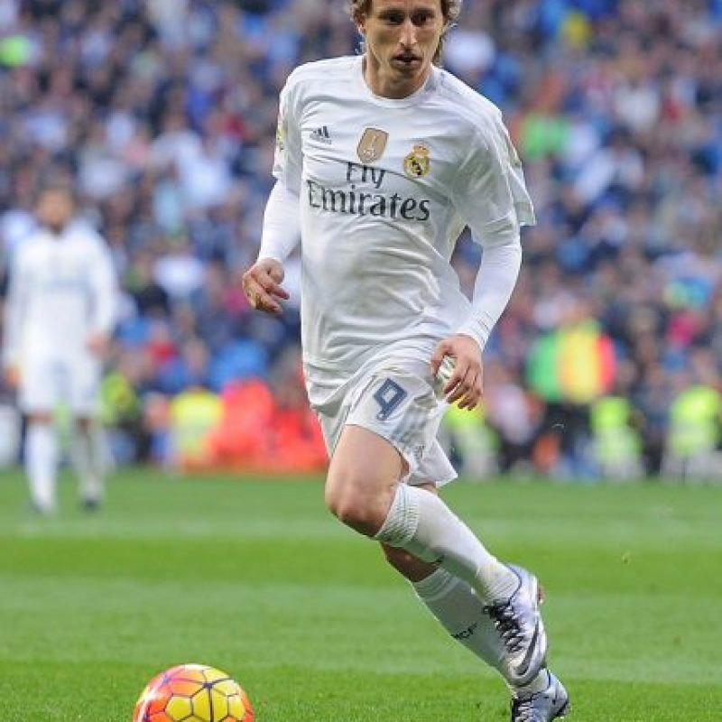 Luka Modric (Croacia, Real Madrid) Foto: Getty images