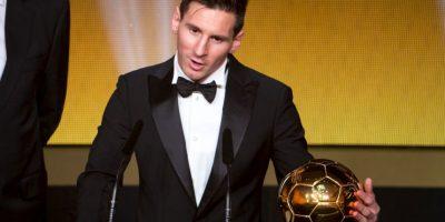10 puntos por los que Lionel Messi podría ser el mejor futbolista de la historia: Foto:Getty Images