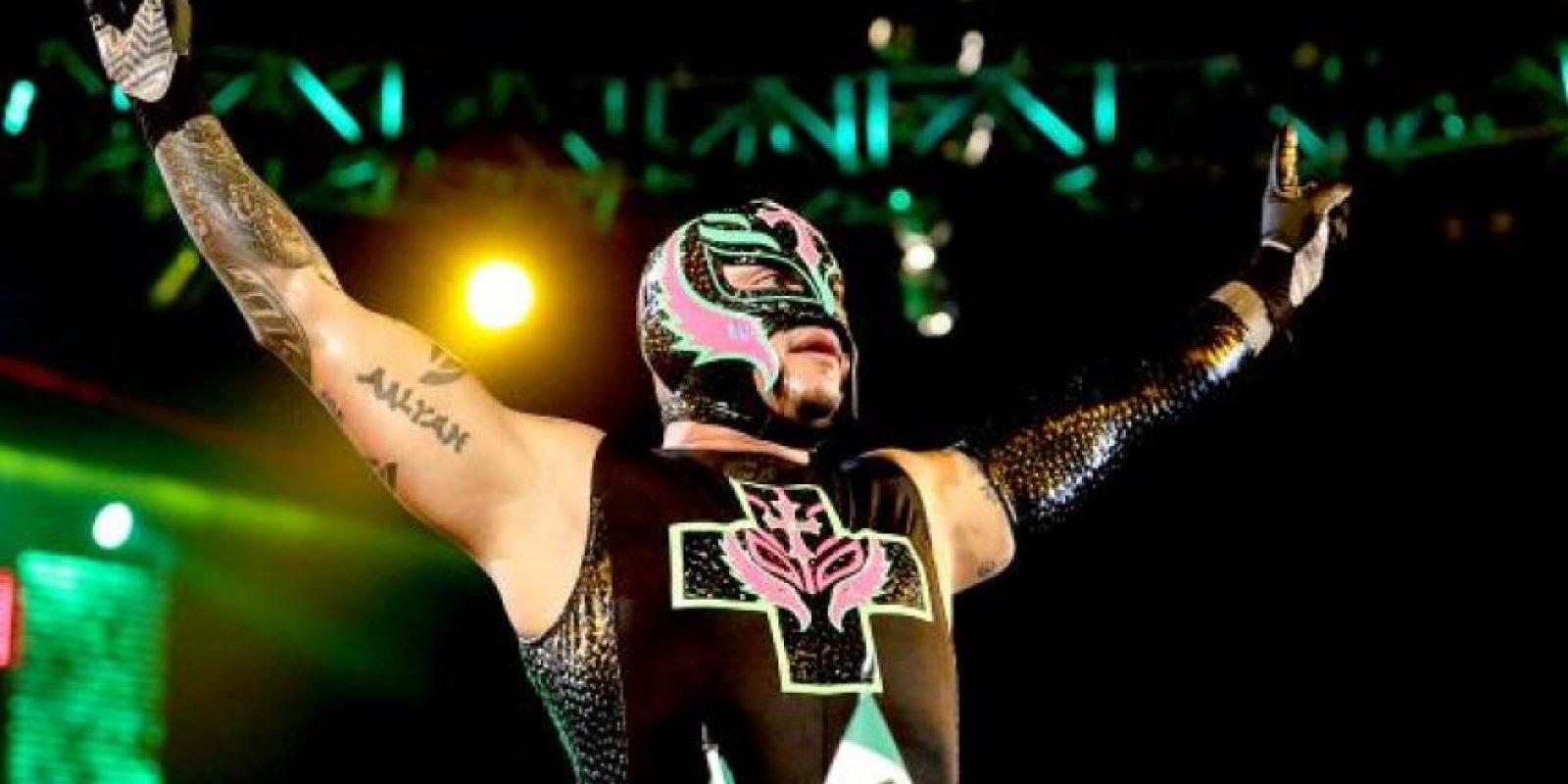 2. Rey Mysterio Foto:WWE