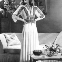 Trató de imitar a Katharine Hepburn. Foto:vía Getty Imagesv