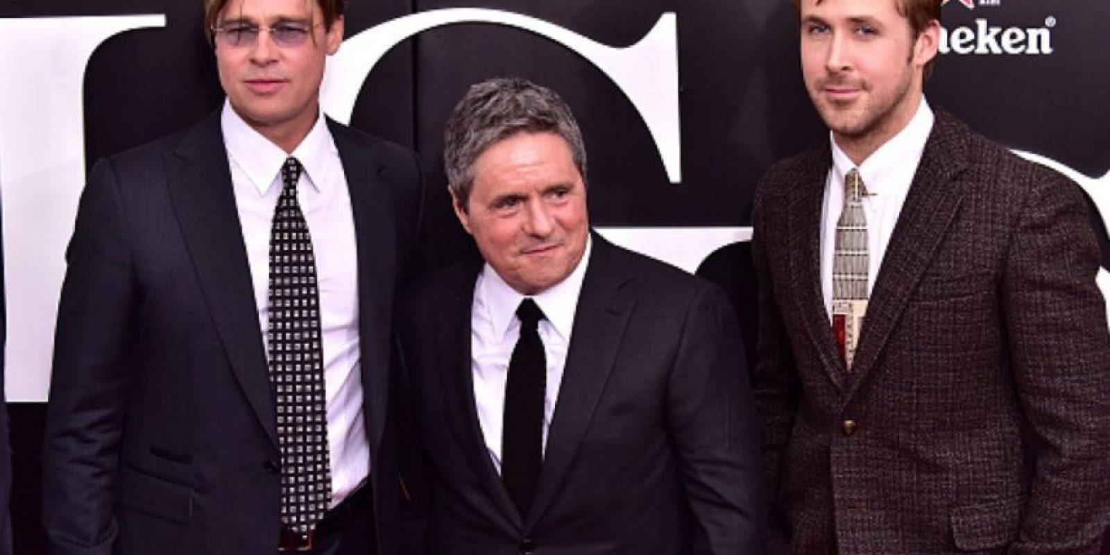 Ni un actor de talento. Foto:vía Getty Images