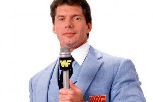 Así lucía en sus primeros años como comentarista de la WWWF Foto:Wikipedia