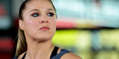 """Ronda aseguró que Cyborg no tiene más que """"músculos y esteroides"""". Foto:Getty Images"""
