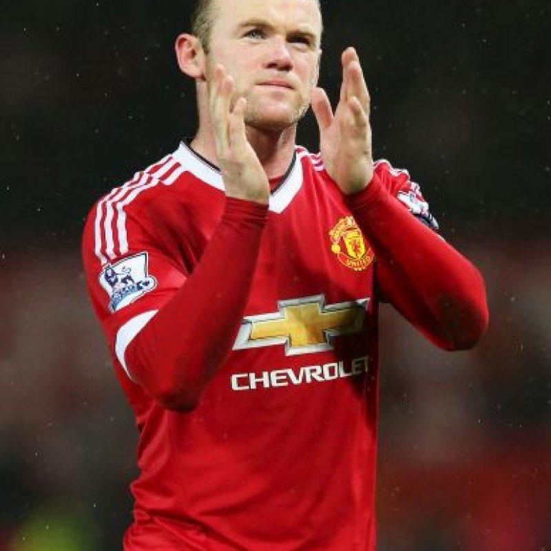 Team Messi: Wayne Rooney, capitán de Inglaterra Foto:Getty Images