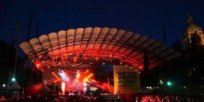 Los ataques en Sucia se reportaron durante la última edición del festival We are Sthlm Foto:Vía Instagram