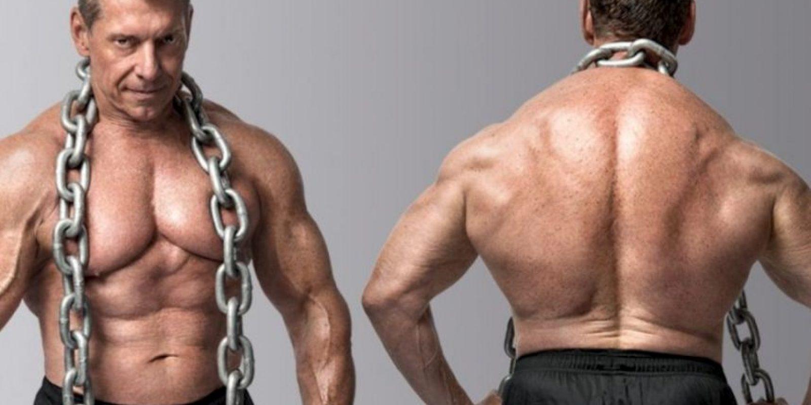 """Vince presumió su cuerpo trabajado en la última edición de """"Muscle & Fitness"""" Foto:Muscle & Fitness"""