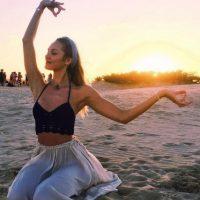 1. Candice Swanepoel Foto:Vía Instagram/@angelcandices
