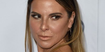 Eso llamó la atención del gobierno mexicano, el cual investiga si la actriz está vinculada con alguna actividad ilícita. Foto:AFP