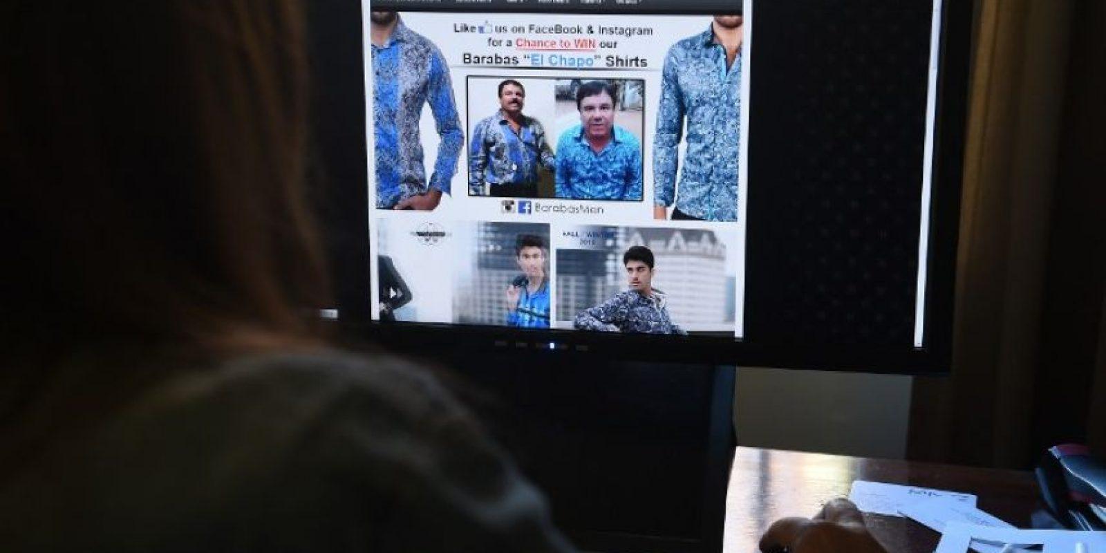 Tras su captura, se dio a conocer una entrevistas que dio al actor estadounidense Sean Penn y la actriz mexicana Kate del Castillo. Foto:AFP
