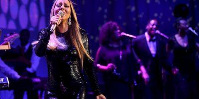 A continuación les dejamos algunas fotos de cómo se veía Mariah Carey los últimos años. Foto:Getty Images