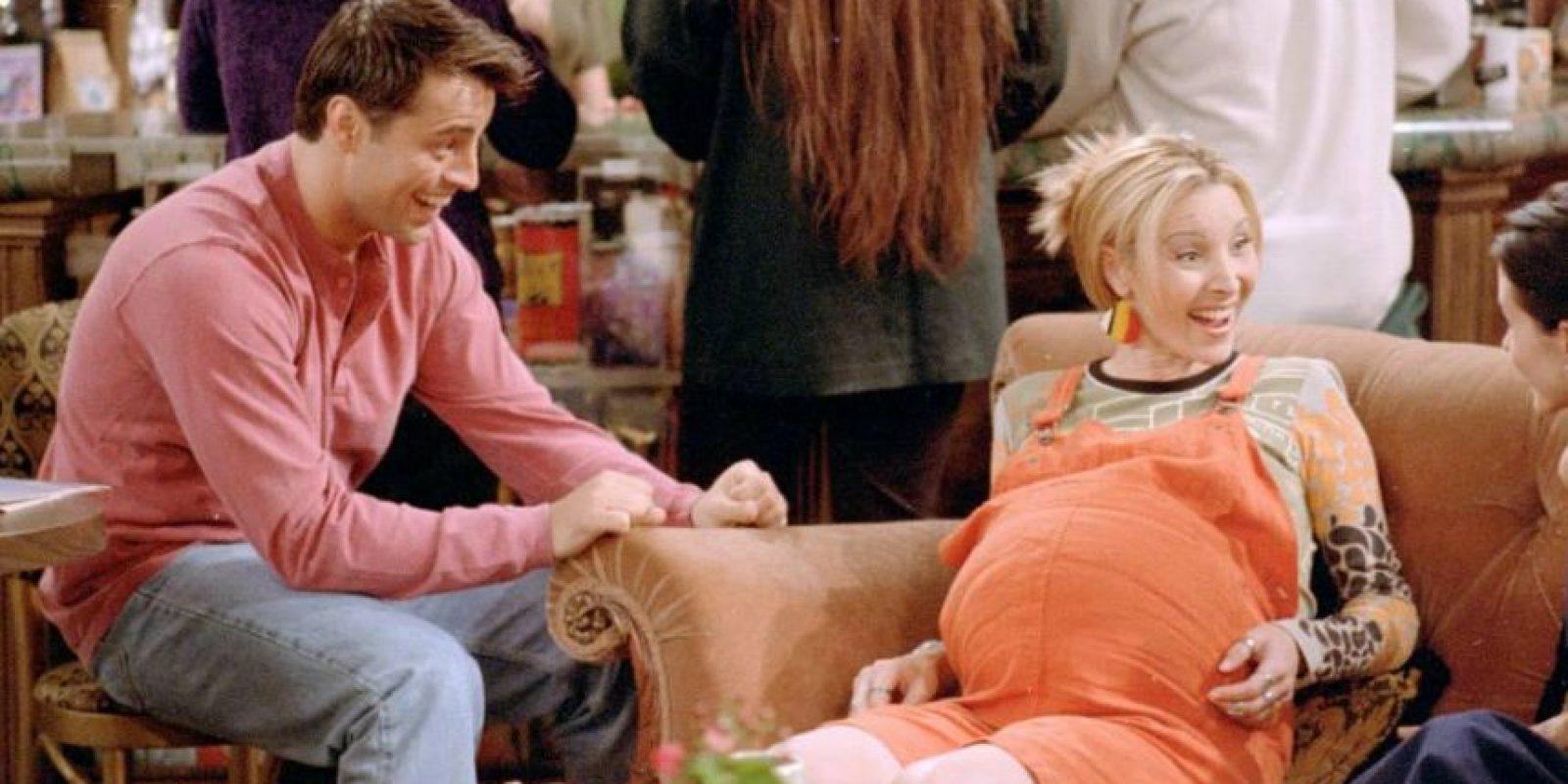 Al final, su embarazo, boda y todo lo que vivió con sus amigos se convierte en una ilusión. Foto:vía facebook.com/friends.tv