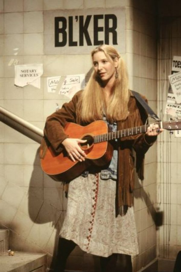 """La teoría de este fan sugiere que todos los acontecimientos de la serie surgieron en la imaginación de """"Phoebe"""". Foto:vía facebook.com/friends.tv"""