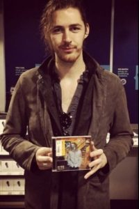 "10- ""From Eden"" de Hozier. Foto: Getty Images"