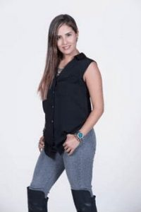 Stefanía García Foto:Caracol Televisión