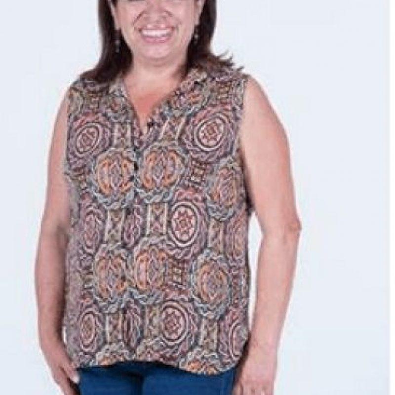 María Cecilia Cardona Foto:Caracol Televisión