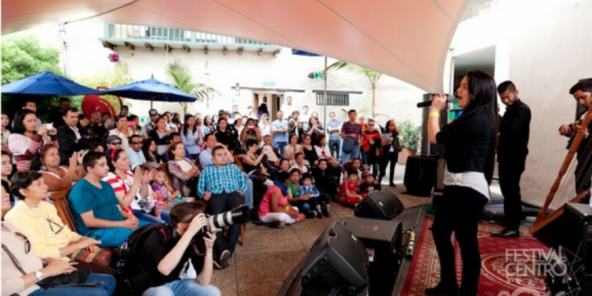 El Festival Centro llega cargado de diversidad musical