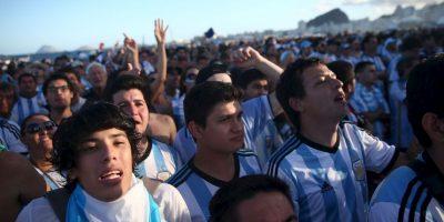 De Argentina Foto:Getty Images