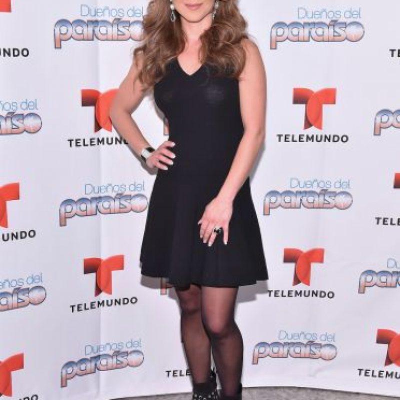 Así ha cambiado Kate del Castillo con el paso de los años Foto:Getty Images
