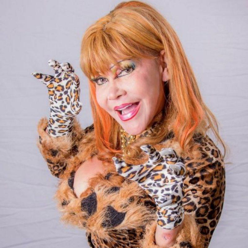 Una de sus amigas es la diva peruana Susy Díaz Foto:Tigresa del Oriente/Facebook