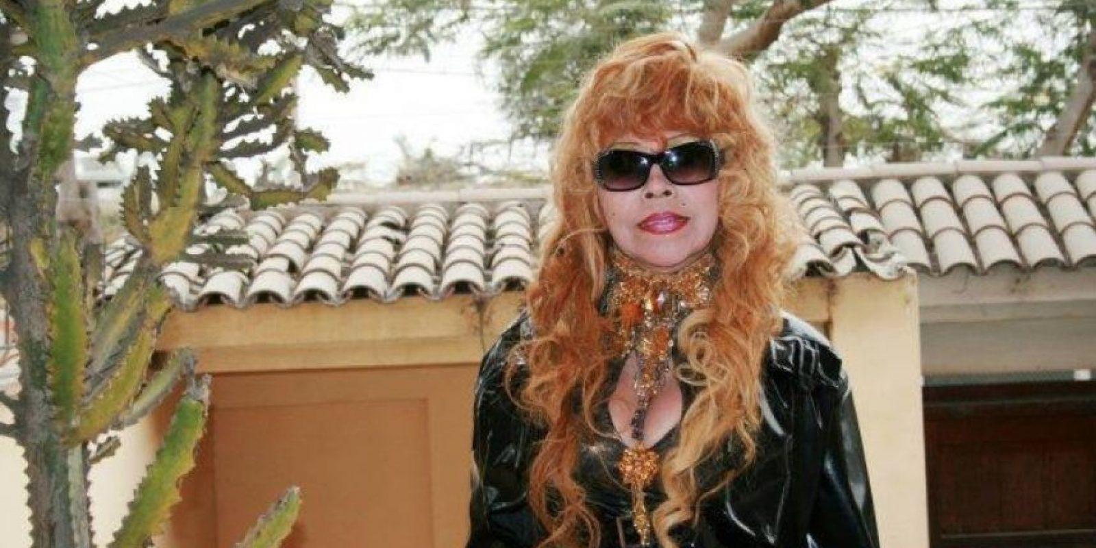 En 2010 lanzó su segundo disco de tecnocumbia Foto:Tigresa del Oriente/Facebook
