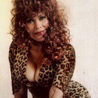 Así era la Tigresa en 2006. Desde ese año el mundo la conoció. Foto:Tigresa del Oriente/Facebook