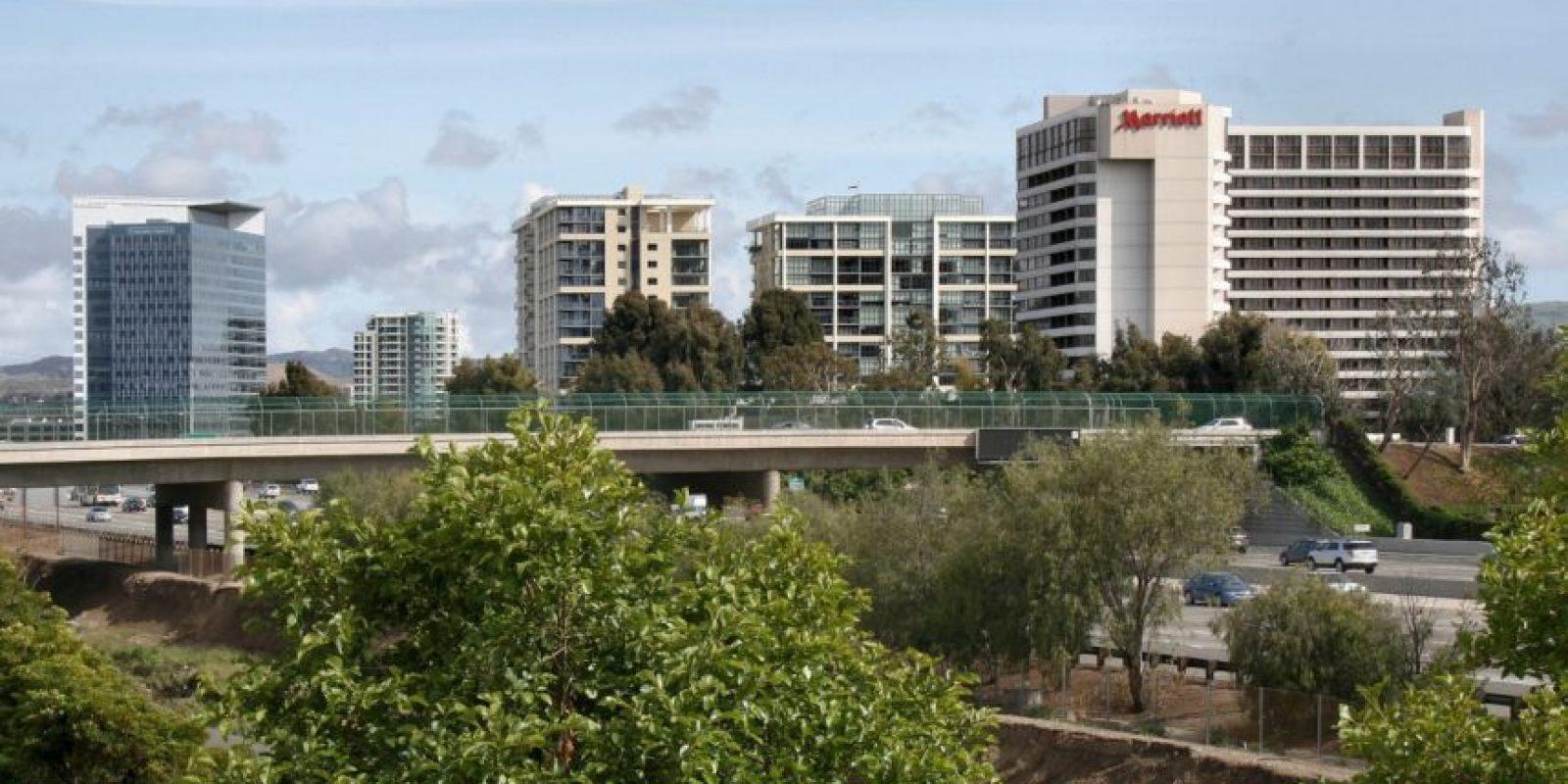 7. Irvine, California. Ocupa esta posición debido a que solo se puede tener una ganancia anual de 62 mil 372 dólares, además de que tuvo un crecimiento en empleo de 1.81 por ciento. Foto:Vía Flickr