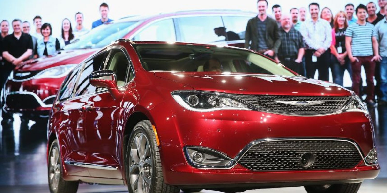 Chrysler Pacifica Foto: Getty