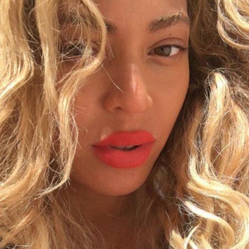 4- Beyonce. Foto:vía instagram.com/beyonce